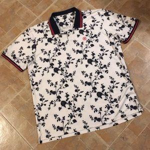 G/Fore golf polo shirt size women's XXLARGE
